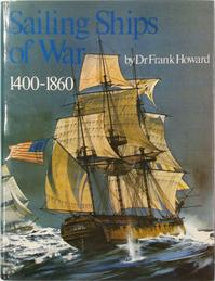 Sailing Ships of War - Frank Howard (ISBN 0851771386)