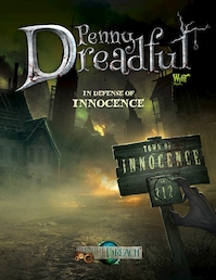 Penny dreadful: in defence of innocence (ISBN 9780990589617)