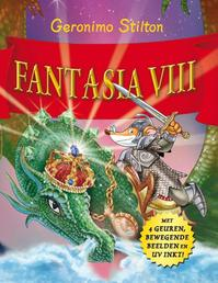 Fantasia VIII - Geronimo Stilton (ISBN 9789085922445)