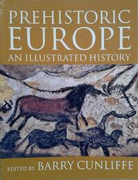 Prehistoric Europe - Barry Cunliffe (ISBN 9780192880635)