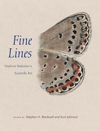 Fine Lines - Vladimir Nabokov's Scientific Art - Stephen H Blackwell (ISBN 9780300194555)