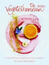 The easy vegeterranean - Alberto Musacchio, Malu Simoes (ISBN 9789045205052)