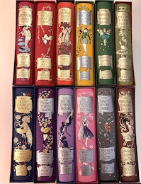 Rainbow Fairy books in 12 volumes - Andrew Lang