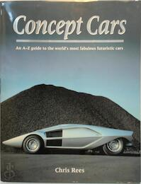 Concept Cars - Chris Rees (ISBN 9781840384024)