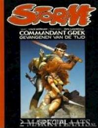 Commandant Grek - D. Lawrence (ISBN 9789054251828)
