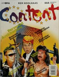 Content - Rem Koolhaas (ISBN 9783822830703)