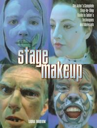 Stage Makeup - Laura Thudium (ISBN 9780823088393)
