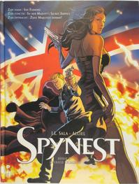 Spynest - Sala, Alliel (ISBN 9789088104411)