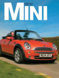 New Mini - Graham Robson (ISBN 9781844251353)