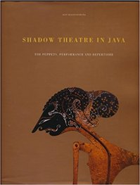 Shadow theatre in Java - A. Djajasoebrata (ISBN 9789054960348)
