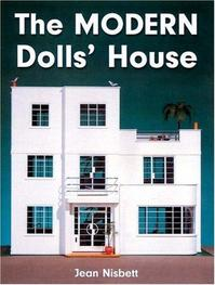 The Modern Dolls' House - Jean Nisbett (ISBN 9781861083210)