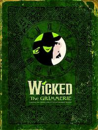 Wicked The Grimmerie - David Cote (ISBN 9781401308209)