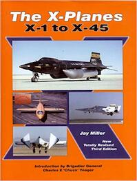 The X-Planes - Jay Miller (ISBN 9781857801095)