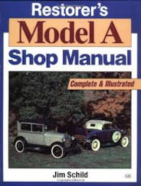 Restorer's Model a Shop Manual - Rick Schild (ISBN 9780879381943)