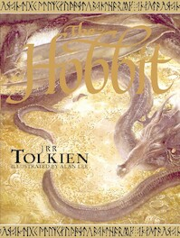 The hobbit, or, There and back again - John Ronald Reuel Tolkien, Alan Lee (ISBN 9780261103306)