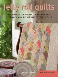 Jelly roll quilts - Pam Lintott, Nicky Lintott (ISBN 9789048301072)