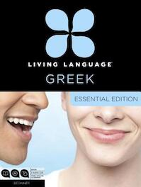Living Language Greek - Stamatina Mastorakou (ISBN 9780307972194)