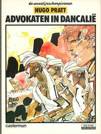 Advokaten in Dancalië - Hugo Pratt (ISBN 9789030380047)