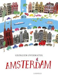 Amsterdam English edition - Georgien Overwater (ISBN 9789025866471)