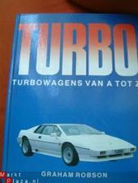 Turbo - Graham Robson, Shaun Barrington, J.C. Terweijden (ISBN 9789025292164)