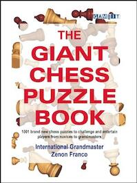 The Giant Chess Puzzle Book - Zenon Franco (ISBN 9781906454203)