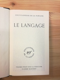 Le langage - André Martinet (ISBN 9782070104246)