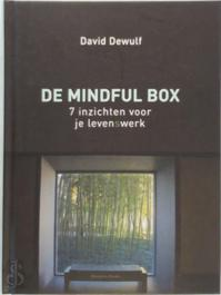De Mindful Box - David Dewulf (ISBN 9789086793518)