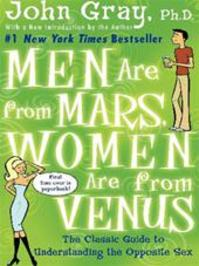 Men Are from Mars, Women Are from Venus - John Gray (ISBN 9780007137466)