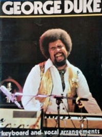 George Duke - Keyboard and vocal arrangements