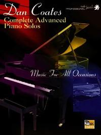 Dan Coates Complete Advanced Piano Solos - (ISBN 9780769292649)