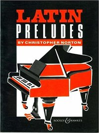Latin Preludes - Christopher Norton (ISBN 9790060083440)