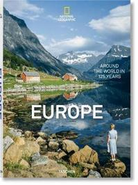 National geographic, around the world in 125 yearus, Europe (ISBN 9783836568807)