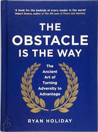 Obstacle is the Way - Ryan Holiday (ISBN 9781781251485)