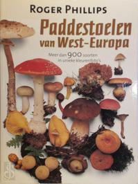 Paddestoelen van West-Europa - Roger Phillips, Jasper Daams (ISBN 9789027473349)
