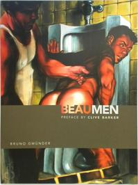 Beau Men - Clive Barker (ISBN 9783867816496)