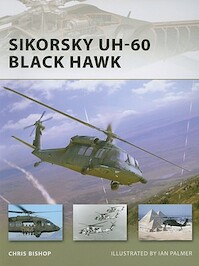 Sikorsky Uh-60 Black Hawk - Chris Bishop (ISBN 9781841768526)