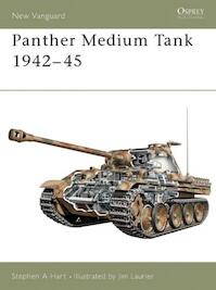 Panther Medium Tank 1942-45 - Stephen A. Hart (ISBN 9781841765433)