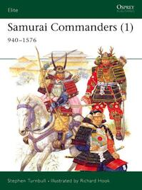 Samurai Commanders (1) - Stephen Turnbull (ISBN 9781841767437)