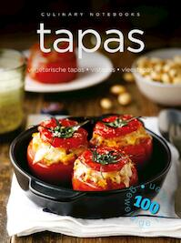 Culinary Notebooks Tapas (ISBN 9789036636513)