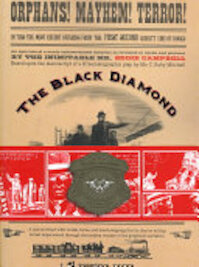 The Black Diamond Detective Agency - Eddie Campbell, C. Gaby Mitchell (ISBN 9781596431423)