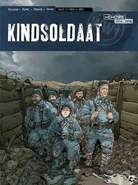 Kindsoldaat deel 2/3 - Bresson, Duval, Chouin, Simon (ISBN 9789460788741)