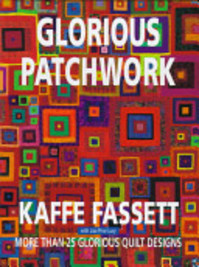 Glorious Patchwork - Kaffe Fassett, Liza Prior Lucy (ISBN 9780517708538)