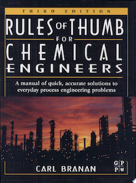 Rules of Thumb for Chemical Engineers - Carl Branan (ISBN 9780750675673)