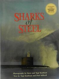 Sharks of Steel - Yogi Kaufman, Paul Stillwell (ISBN 9781557504517)