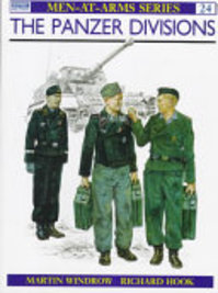 The Panzer Divisions - Martin Windrow (ISBN 9780850454345)