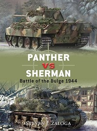 Panther vs Sherman - Steven J. Zaloga (ISBN 9781846032929)