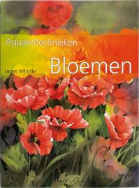 Aquareltechnieken - Bloemen - J. Whittle (ISBN 9789058773975)