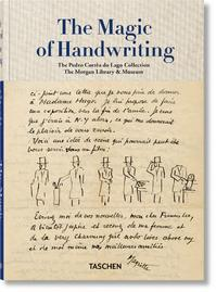 The Magic of Handwriting - Pedro Corrêa do Lago, Christine Nelson, Declan Kiely (ISBN 9783836574389)