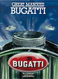Great Marques Bugatti - Brian Conway (ISBN 9781870461979)