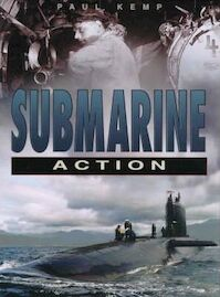 Submarine Action - Paul Kemp (ISBN 9780750917117)